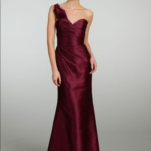 NWT Alvina Valenta $240 Formal Mermaid Dress sz 12